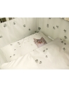Ochraniacz do łóżeczka  30x180 cm Kot w butach