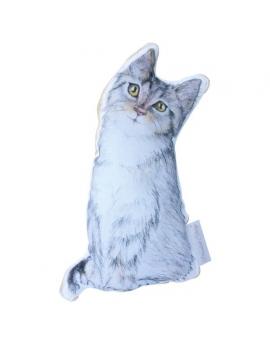 Przytulanka sensoryczna Kotek Maszkotka 30 cm