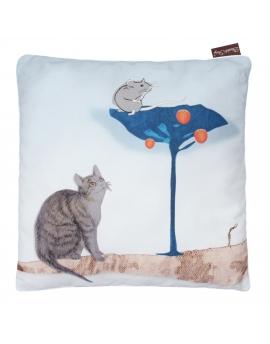Poduszka Kot w Butach 40x40 cm