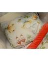 Kocyk Niemowlaka Alicja w Krainie Czarów, 60x75 cm - oryginalne tło