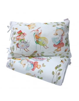 Bedding 3 el. set 80 x100 cm Alice's Magical World