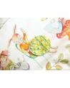Kocyk Przedszkolaka Alicja w Krainie Czarów, 125x150 cm - oryginalne tło