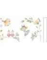 Poduszka Alicja w Krainie Czarów 30x40 cm 100 Bawełna pastelowy róż