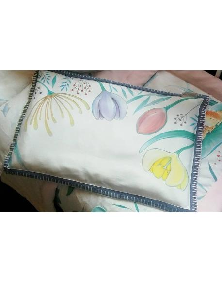 Pillow Alice's Magical World 40x60 cm 100 % cotton