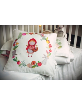 Bedding Alice in clouds, 3 el. size 100x135 cm
