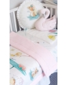 Blanket for Baby Alice's Magical World, size 95x115 cm