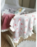 Summer Blanket Alice's Magical World, size 60x80 cm