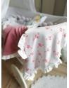 Summer Blanket Alice's Magical World, size 120x120 cm