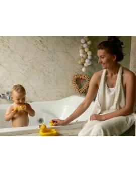 Ręcznik bambusowy z uszkami I Love You Mom