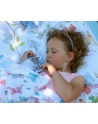 Blanket for Preschooler Alice in Wonderland Baby Pink, size 125x150 cm
