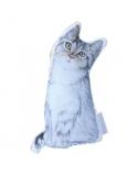 cuddly toy Puss in Boots, cotton velvet, 30 cm