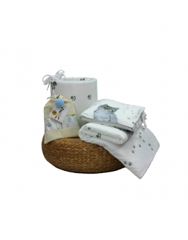 Layette set Puss in Boots collection