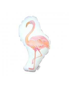 Pillow Flamingo 30x60 cm