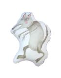 Pillow Wolf 50x60 cm size