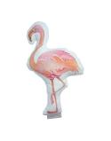 Flamingo Cuddly Toy, size 25 cm