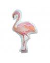 Flaming maskotka sensoryczna 25 cm jasny róż