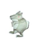 Wolf Cuddly Toy, size 25 cm