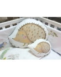 Pillow Mr. Hedgehog, size 40x60 cm